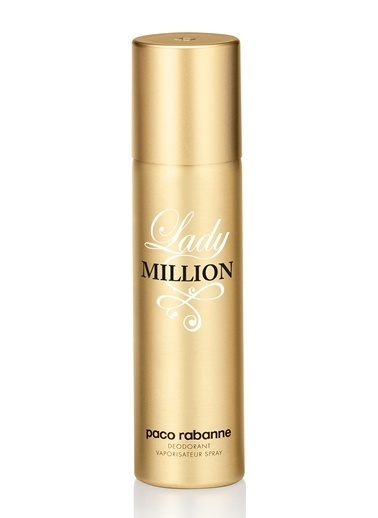 Paco Rabanne Lady Million Deo Spray 150ML Kadın Deodorant Renksiz